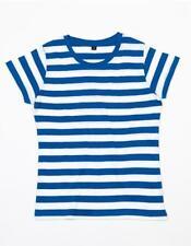 Gestreifte S Damen-T-Shirts keine Mehrstückpackung
