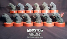 Godzilla Wonder Festival Japan 2001 Exclusive 12 Piece Bust Collection 29GCA01
