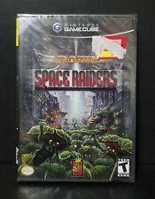 Space Raiders (Nintendo GameCube, 2004) Brand New Factory Sealed