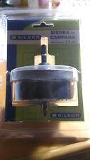 Set di 7 pezzi punta frese a tazza campana, profondità 2'5 cm
