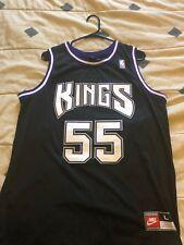 Jason Williams Stitched Sacramento Kings Swingman Throwback Jersey XL Nike NBA