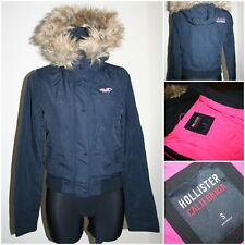 HOLLISTER Women's SMALL Jacket / Coat