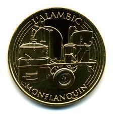 47 MONFLANQUIN L'alambic, 2016, Monnaie de Paris