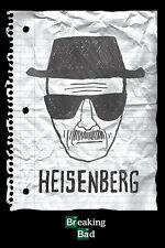 HEISENBERG POSTER (61x91cm) BREAKING BAD PICTURE PRINT NEW ART