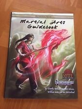 Martial Arts Guidebook for Pathfinder RPG (Rite Publishing)