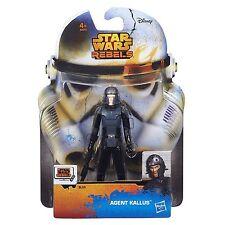 Star Wars Rebeldes Saga Legends agente Kallus figura por Hasbro (SL05/A8648)