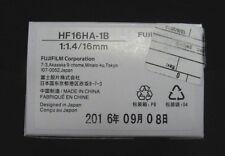 FANUC FUJINON HF16HA-1B 16 MM LENS