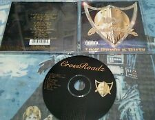 CROSSROADZ hip hop Low Down Dirty CD Toledo 2000 midwest rap Blac Jakk OHIO Ruff