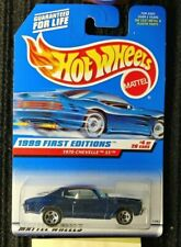 Hot Wheels First Editions, Collector #915 1970 Chevelle SS (T1)