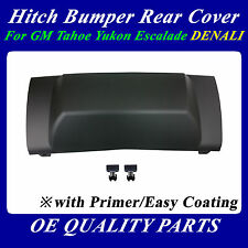 Rear Hitch Bumper Tow Eye Hook Cover Cap Trailer for GMC 11610049 20777999