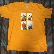 3092dd9cf791 Supreme Mike Kelley Ahh...Youth! Tee Size Med Bright Orange FW18 Ahh