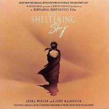 SHELTERING SKY Original Moive Soundtrack CD ( Ryuichi Sakamoto )