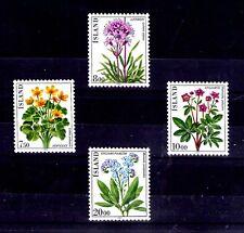 Islandia Flores del año 1983 (AJ-519)