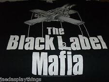 Black Label Society Mafia 2009 Zakk Wylde Size Med Tour Shirt FREE US Ship