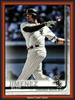 Eloy Jimenez 2019 Topps #670 RC Rookie Card Chicago White Sox