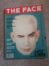 The Face Magazine, fantastic John Paul Gaultier cover- December 1988