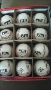 12 Baseballs  PBR brand new out of wrapper