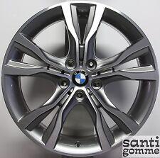 KIT 4 CERCHI LEGA 8 x 18 BMW S 2 F45 F46 ORIGINALI NUOVI 6855093 STYLE 484