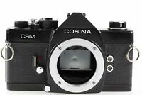 Cosina CSM Body Gehäuse SLR Kamera Spiegelreflexkamera Camera - Defekt!