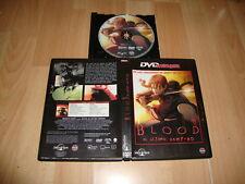 BLOOD EL ULTIMO VAMPIRO PELICULA DE ANIME EN DVD DE PRODUCTION IG EN BUEN ESTADO