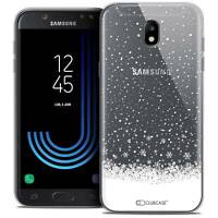 "Coque Crystal Gel Pour Samsung Galaxy J7 2017 J730 (5.5"") Extra Fine Souple Noël"