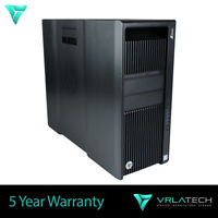 HP Z840 Workstation 32GB RAM 2x E5-2620v3 512GB PCIe P2000 Win10 Pro