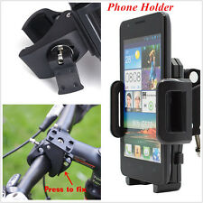 Universal Motorcycle Dirt Bike Bicycle Handlebar Mount Holder For Mobile Phone