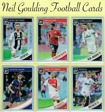 DONRUSS SOCCER 2018-2019 ☆ OPTIC HOLO PARALLEL ☆ Football Club Cards #1 to #87
