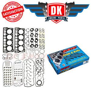 ARP Head Stud Kit & Mahle Head Gasket Set For 08-10 Ford 6.4L Powerstroke