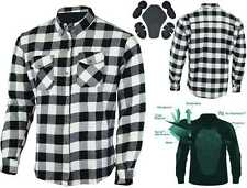 Motorcycle Shirt Jacket LIMITED STOCK! CE Removable Armour DuPont™KEVLAR® S