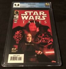 Dark Horse Comics STAR WARS TALES #17 CGC 9.8 PHOTO VARIANT COVER SITH LORDS