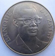 Zaire Congo 1973 10 Makuta hand torch UNC