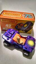 Matchbox Superfast 47 Beach Hopper