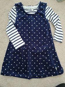 Jasper Conran Girls Beautiful Dress Aged 4-5