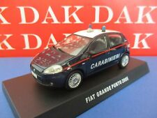Die cast 1/43 Modellino Auto Carabinieri Fiat Grande Punto 2005