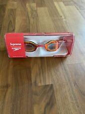 Supreme Speedo Goggles White BRAND NEW
