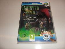 PC  Haunted Manor: Die Königin des Todes