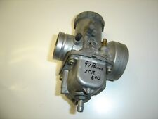 1997 polaris xcr600 carburetor
