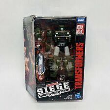 New listing 🤖✅ Transformers Generations Siege War Cybertron Deluxe Class Autobot Hound New