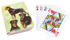 Rottweiler Breed of Dog Pack of Playing Cards Game Perfect Gift