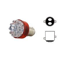 AMPOULE LED 12V 21/5W BAY15D ROUGE AUTO LAMPE FEU + STOP ARRIERE VOITURE MOTO