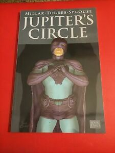 Image Comics Jupiter's Circle (Vol. 2) TPB(2016) VG Collection #1 to #6