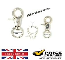 BUTTERFLY LOBSTER CLASPS TRIGGER SWIVEL CLIP SNAP HOOKS STRAPPING DOG LEADS ETC