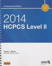 2014 HCPCS Level II Professional Edition, 1e (HCPCS - LEVEL II CODES (AMA VERSIO