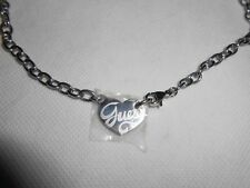 NEW Guess Designer Heart Necklace Jewellery RRP £109