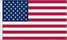 USA (Stelle E Strisce) Con maniche Bandiera per Barche 45cm x 30cm