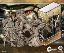 Guild Ball Morticians: Starter Set New