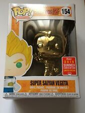 Funko Pop! Saiyan Vegeta - Comic Con 2018 San Diego - Dragon Ball Z