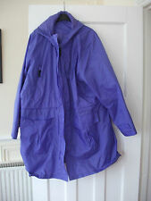 Unbranded Women's Polyester Full Length Zip Coats & Jackets