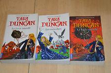 lot 3 livres TARA DUNCAN format poche - Pocket Jeunesse